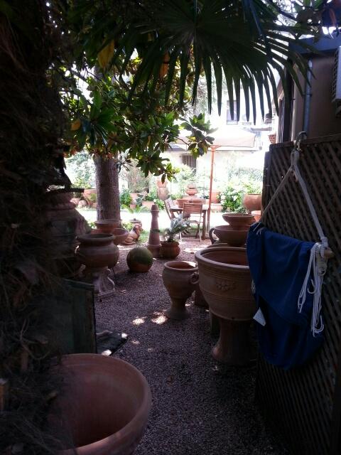 Pottemagerens gårdhave